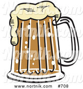 Beer Clipart by Andy Nortnik