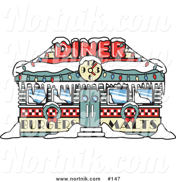 Diner Clipart
